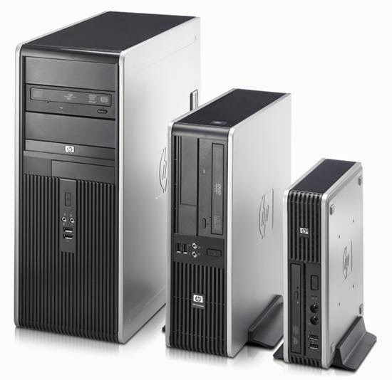 Business Desktop dc7800